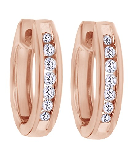 25 Ct Diamond Earrings - 6