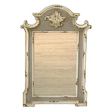 Amazon.com: Mirrors Wall-Mounted Wall Retro Style Wall ...