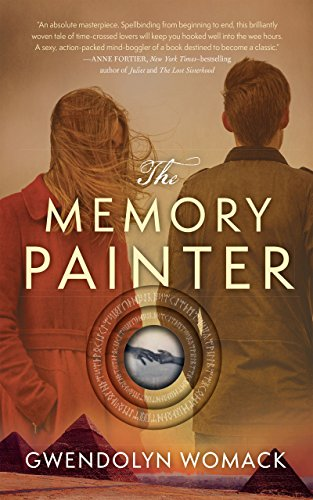 The Memory Painter: A Novel by [Womack, Gwendolyn]