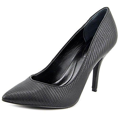 Style & Co. Frauen Pyxiee Spitzenschuhe Klassische Pumps Black