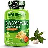 NATURELO Glucosamine Chondroitin MSM with