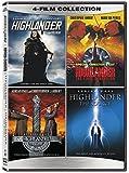Highlander 4 Film Collection