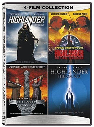 Highlander Film Collection Christopher Lambert product image