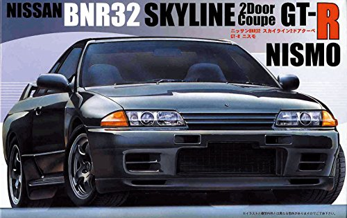 - 1/24 Skyline R32 GR-R NISMO by Fujimi Model