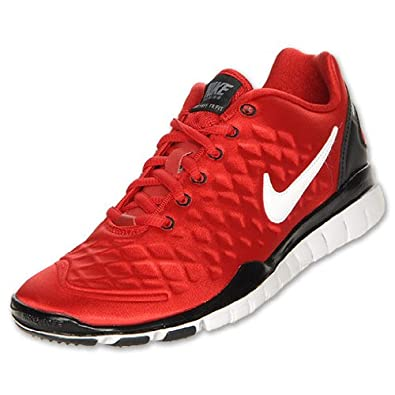 nike free tr fit valentines day womens training shoes redwhitesatin - Nike Valentines Day Shoes