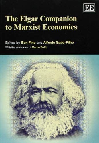 (The Elgar Companion to Marxist Economics)