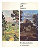 Cezanne and Poussin : The Classical Vision of Landscape, Verdi, Richard, 0853315698
