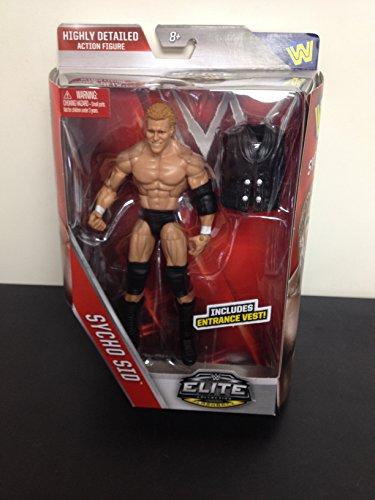 2015 WWE Elite Flashback Collection Sycho SId WWF Action Figure