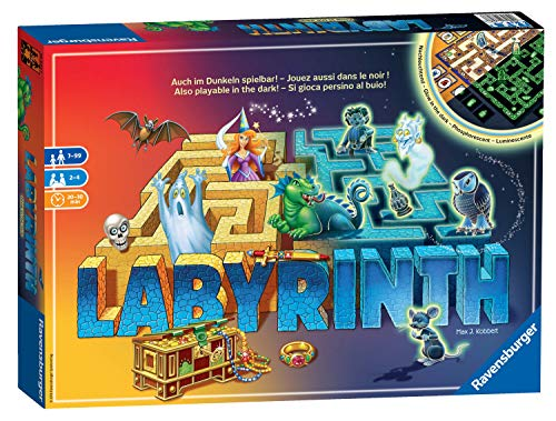 Ravensburger Labyrinth Glow in The Dark 30th Anniversary for sale  Delivered anywhere in USA