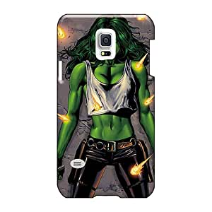 Samsung Galaxy S5 Mini WRn22981bLbU Unique Design Trendy She Hulk I4 Pattern Protective Hard Phone Cases -IanJoeyPatricia
