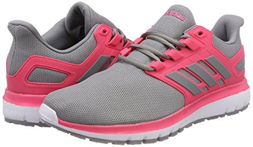 000 Cloud gritre De Para Gritre Mujer Adidas 2 Zapatillas Gris Energy Rosrea Running 4wxFqAa