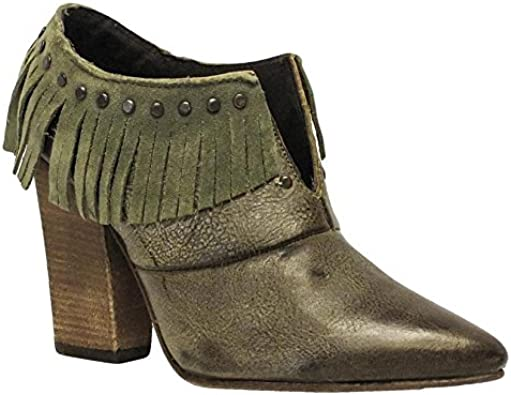 Circle G by Corral Women's Olive Green