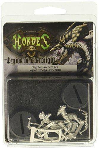 Privateer Press - Hordes - Legion: Blighted Archers Model Kit 3
