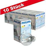 Philips - Juego de bombillas (10 unidades, 40 W, E27), transparente