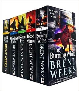 The Black Prism Lightbringer 1 By Brent Weeks