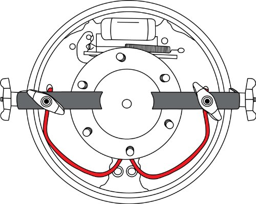 diagram of 1995 saturn rear drum brakes