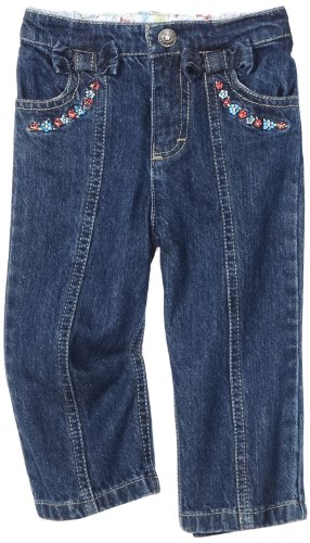 Little Me Baby Girls' Little Blueberry Jeans