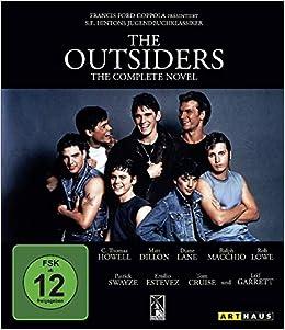 the outsiders movie amazon co uk kathleen rowell s e hinton