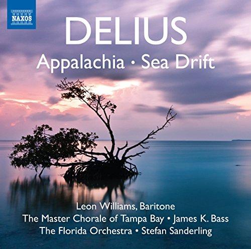 Price comparison product image Delius: Appalachia; Sea Drift