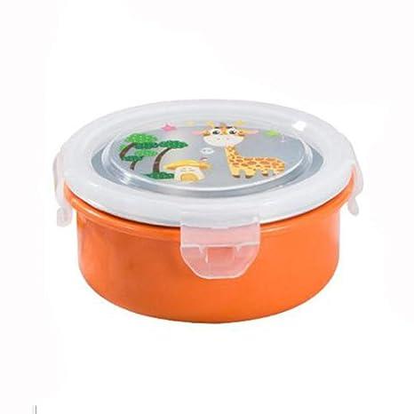 Eco Lunch Box Niños con Compartimentos Acero Inoxidable ...