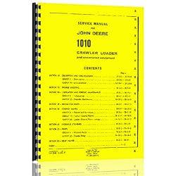John Deere 1010 Crawler Loader Attch G&D Servi