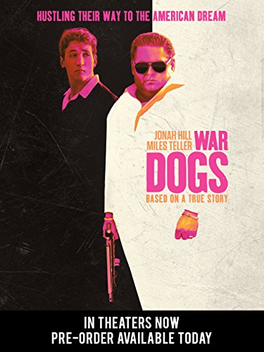 War Dogs (13 Hours The Secret Soldiers Of Benghazi Trailer)