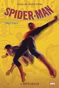 vignette de 'Spider-Man : l'intégrale n° 1<br /> Spider-Man (Stan Lee)'