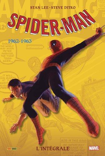 Spider-Man : l'intégrale n° 1 Spider-Man