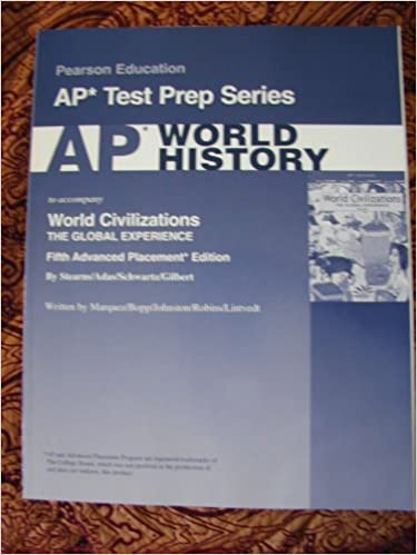 Amazon ap world history for world civilizations the global ap world history for world civilizations the global experience ap test prep 5th edition fandeluxe Choice Image