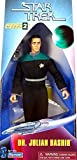 9 Dr. Julian Bashir Action Figure - Warp Factor Series 2 - Star Trek: Deep Space Nine