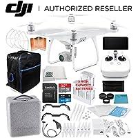DJI Phantom 4 Advanced+ Quadcopter EVERYTHING YOU NEED Ultimate Bundle