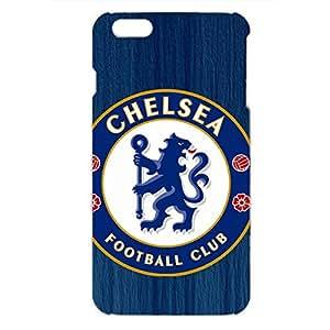 Custom Design FC FC Barcelona Team Logo Phone Case Cover For Iphone 6Plus 3D Plastic Phone Case