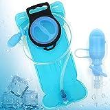OTIVA Hydration Bladder 2 liter 70oz. Bigger & Softer...