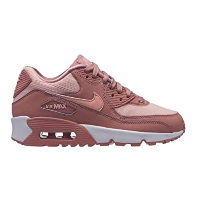 Nike Air Max 90 Se Mesh (Ps) Trainers Niedrige NI113D047 Q11