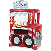 Little Tikes 2-in-1 Food Truck with 40+ Piece Accessory Set
