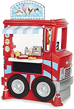 Little Tikes 2-in-1 Food Truck 40+ Piece Accessory Set
