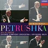 Stravinsky: Petrushka / Jeu De Cartes