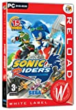 sonic software - Sonic Riders (PC DVD) by Avanquest Software