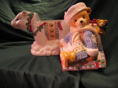 polar bear cookie jar - 4