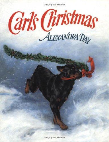 Carl's Christmas: Alexandra Day: 9780374311148: Amazon.com: Books