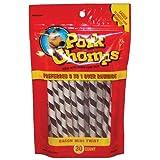 Pork Chomp Twizts – 30 ct – Small/Mini dogs – Bacon, My Pet Supplies