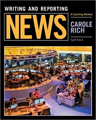 Book Writing and Reporting News: A Coaching Method (Mass Communication and Journalism)