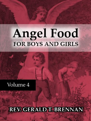 Just For Juniors (Angel Food for Boys & Girls Book 4)