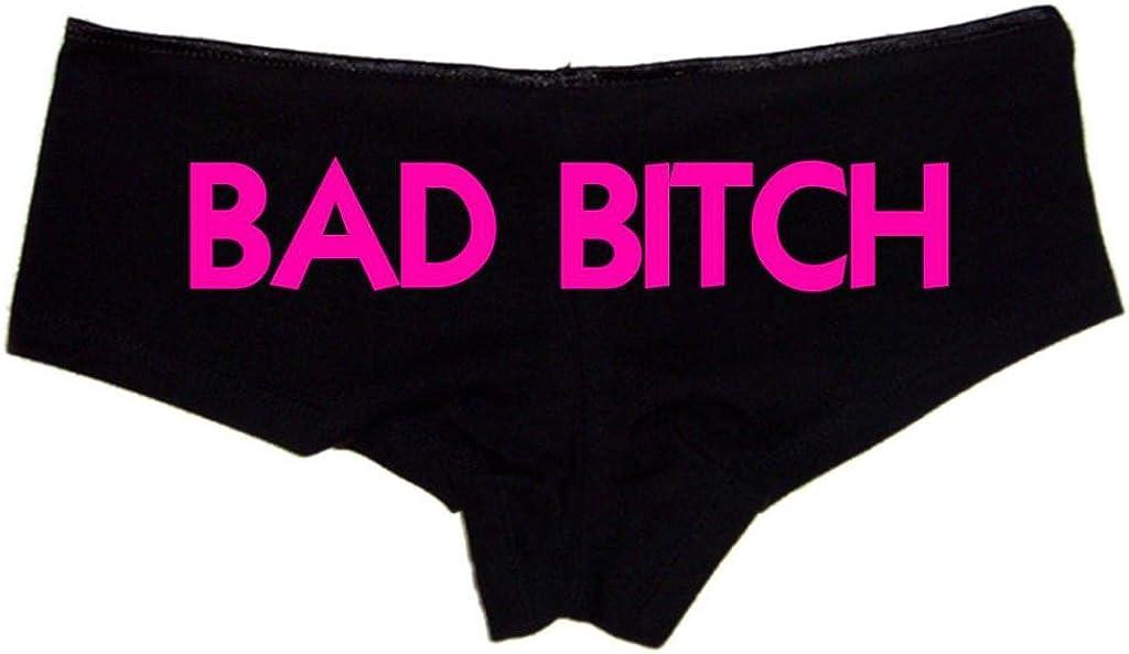 Bitch Ass Low Rise Boyshort Panties