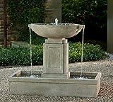 Campania International FT-206-VE Austin Fountain, Verde