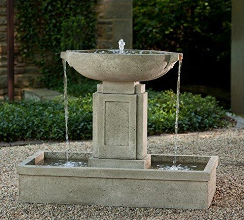Campania International FT-206-AS Austin Fountain, Alpine Stone ()