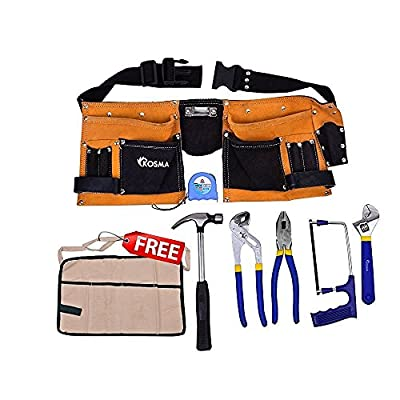 """Kosma Set of 7 DIY Mechanic's Tool Kit 