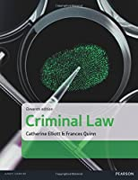 Criminal Law, 11th Edition Front Cover