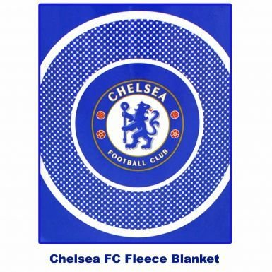 Chelsea FC Fleece Blanket Throw (Chelsea Fc Fleece Blanket)