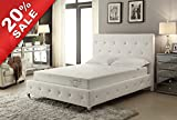 8-Inch High-Density Memory Foam Mattress (Queen) Size with Aloe Vera Cover